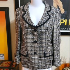 Le Suit Tweed Blazer